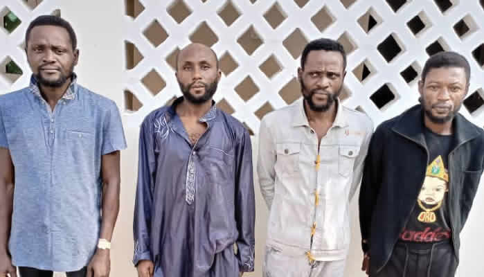 How retired soldiers' sons were using army uniform for robbery in Lagos