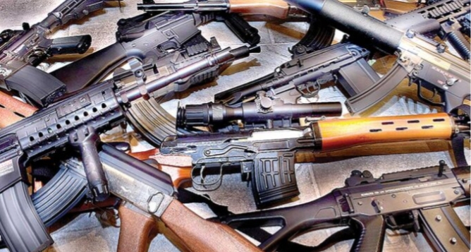 FG establishes centre to combat illicit trade of small arms