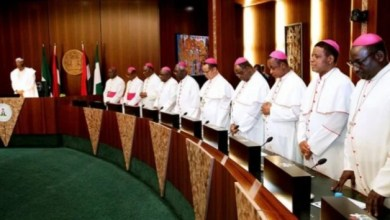 "Catholic Bishops: Nigerians want to ""directly hear"" from Buhari and not presidential spokespersons"