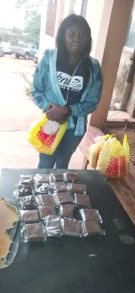 PHOTOS: NDLEA raids eateries in Plateau and Enugu, recovers drugged cakes