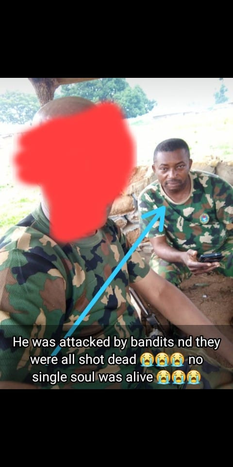 Update: Identity of one of the soldiers killed in gun battle with bandits in Niger state revealed