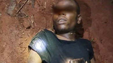 Suspected armed robbers shot dead during an operation in Ogun