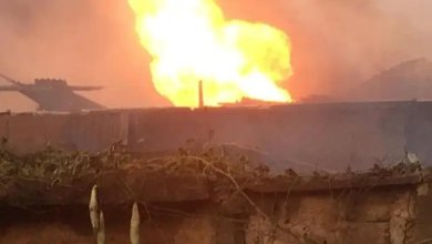 Man amputated as another gas explosion rocks Abeokuta on Eid-el-Fitri day