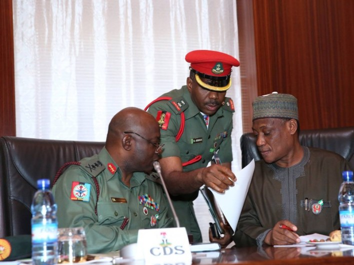 Coup: Defence Headquarters sends strong message to soldiers, politicians