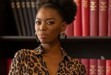 Miss Lira expresses excitement after spotting Thuso Mbedu on Times Square billboard