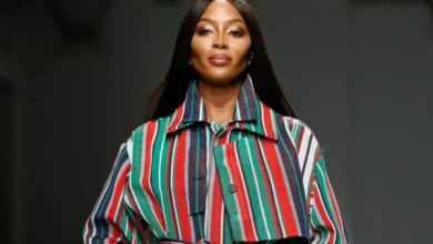 Naomi Campbell becomes a mother at 50
