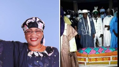 Mama Taraba laid to rest in Jalingo (PHOTOS)