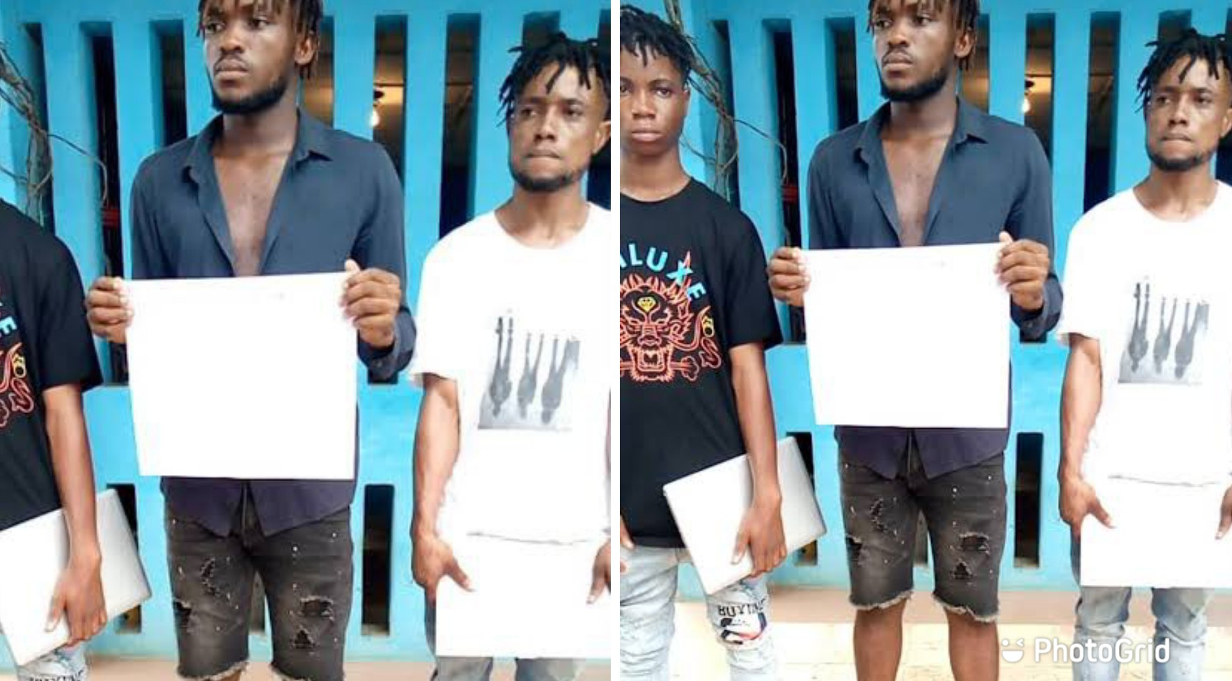 Three suspected 'yahoo boys' arrested in Imo