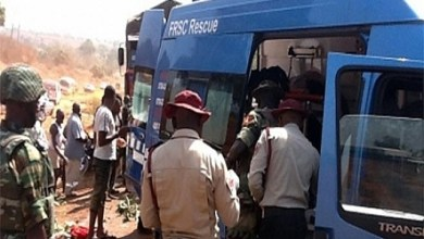 Six dead, four injured in Sagamu-Benin Expressway accident
