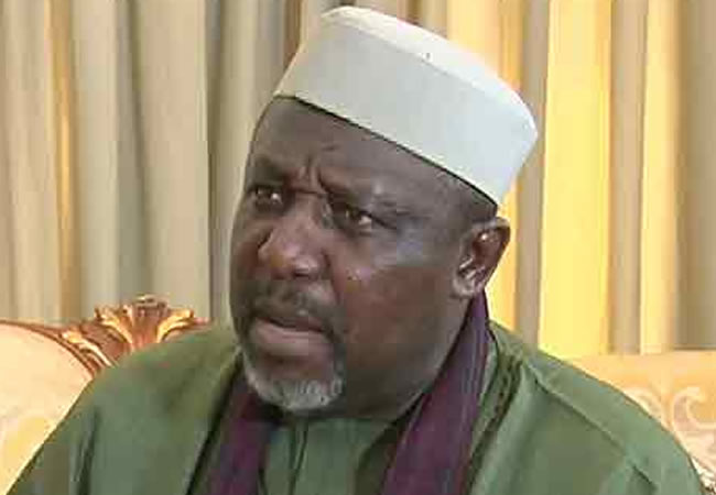 Okorocha: 75 percent of Nigerians not happy with state of things