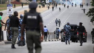 Protester Stabs Police Officer To Death In Abuja
