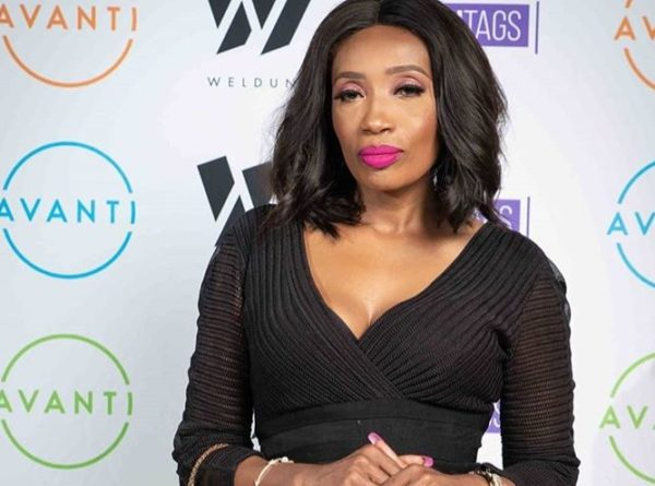 Sophie Lichaba gushes over her son, Lwandle's music career
