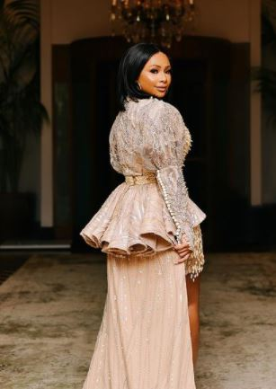 Boity Thulo celebrates 31st birthday in lush dinner – Photos
