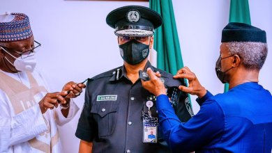 Lawyer Writes Buhari, Calls For IGP Removal