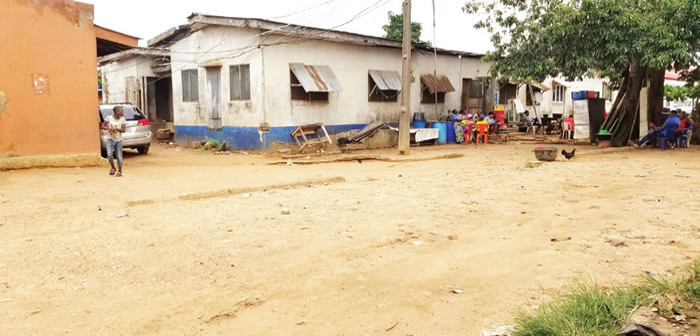 One dies as building collapses in Lagos police barracks