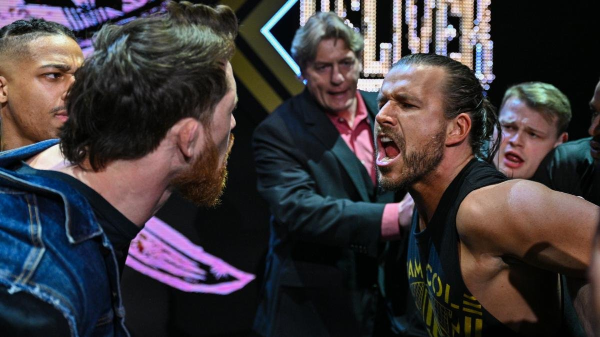 Triple H Reacts to Carmelo Hayes Losing to Adam Cole in an Exciting Match on WWE NXT