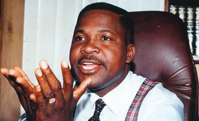 Twitter suspension: Dissolve Nigeria and select new citizens – Ozekhome