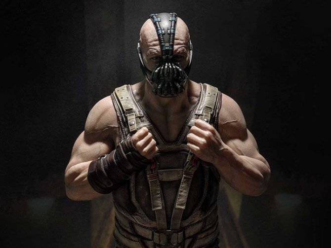 Former WWE Superstar Braun Strowman Wants to Play DC's Bane on the Big Screen