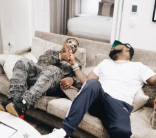 Focalistic and Davido are coming with another hit (Video)