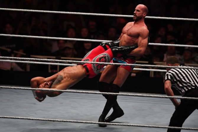 WWE SmackDown Cesaro
