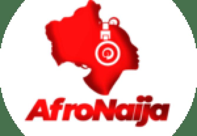Teofimo Lopez and Vasyl Lomachenko in their boxing fight