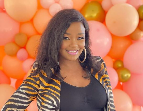 Nonhle Thema is back