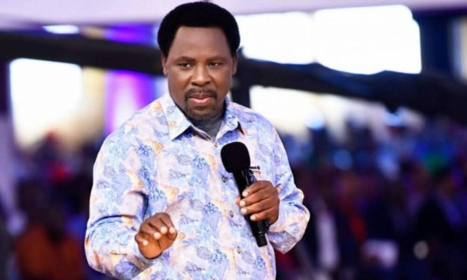 How TB Joshua planned to celebrate 58th birthday on June 12