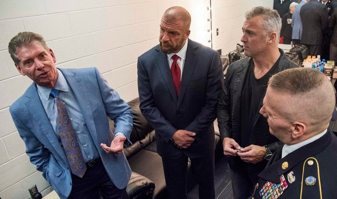 """""""It Was All Weird"""" – WWE Superstar Reveals His Embarrassing Story of His First Meeting With Shane McMahon"""