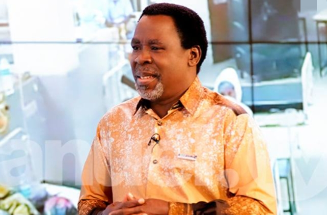 TB Joshua's church announces funeral arrangements, reveals where he will be buried