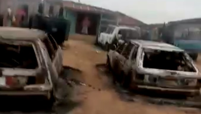 Suspected herdsmen kill 20 in Oyo, raze king's palace