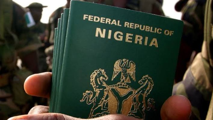 14,468 passports ready for collection in Lagos State — NIS