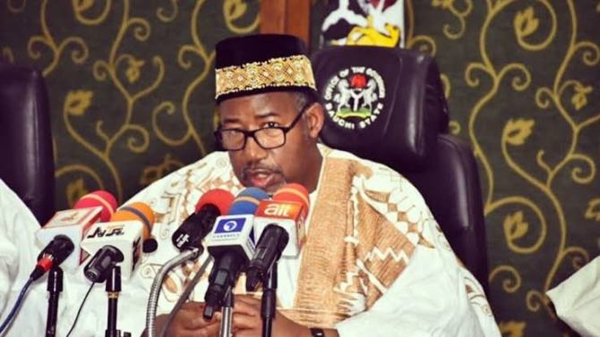 JUST IN: Bauchi gov sacks 21 commissioners, top officials