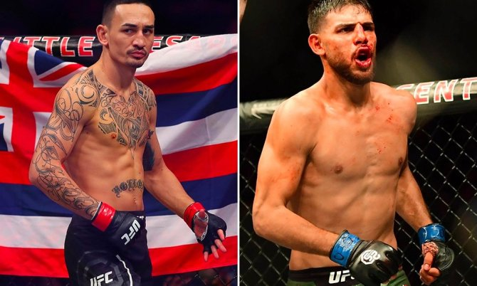 BREAKING: Islam Makhachev to Headline in First Ever UFC Event as he Replaces Max Holloway vs Yair Rodriguez