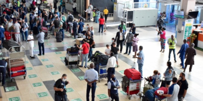 Airline operators reveal why domestic flights are delayed, cancelled
