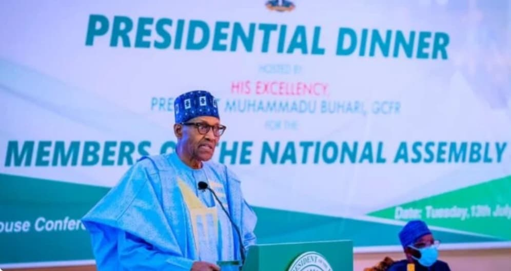 We will do everything to end insecurity, President Buhari tells N'assembly