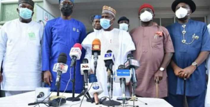 FG paying lip service to ease of doing business in Nigeria, says PDP governors