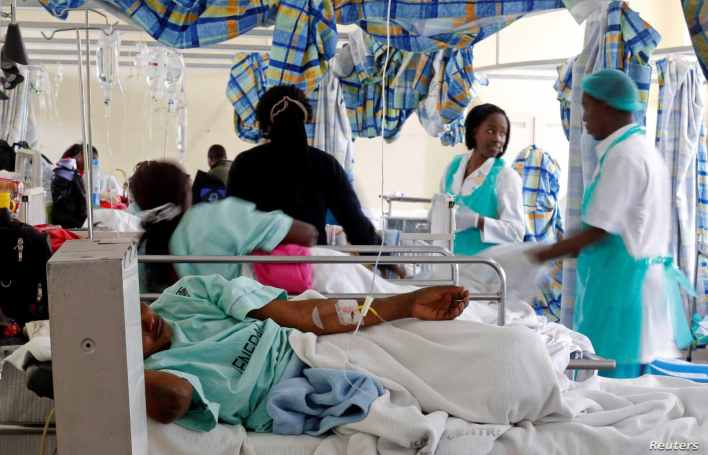 Death toll rises to 479 as Cholera spreads to 18 more states