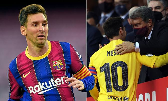 Barcelona strikes new contract agreement with Messi