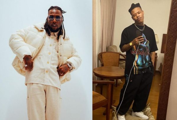 Burna Boy claims Nasty C is better than most American rapper