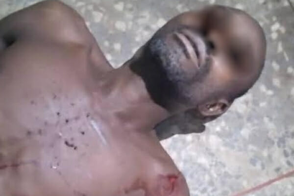 Enraged sibling allegedly stabs sister's husband to death in Delta