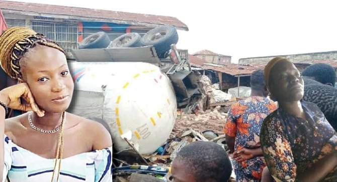 My daughter wanted to pay okada rider when truck crushed her to death in Ibadan market – Grieving mother