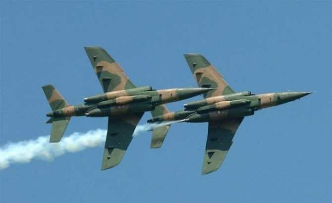 NAF debunks report of plane crash in Kaduna