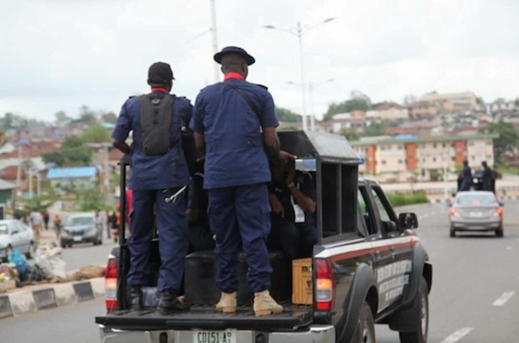 NSCDC officials arrest 35-year-old man for allegedly raping 5-year-old girl in Kebbi