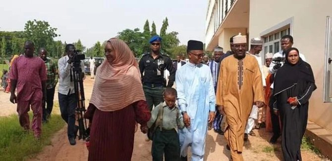 BREAKING: El-Rufai withdraws 7-year-old son from school over fear of bandit attacks