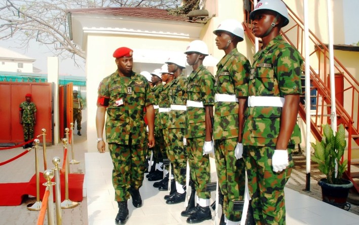 Nigerian Army Releases List Of Successful Candidates For 81 Regular Recruitment Screening