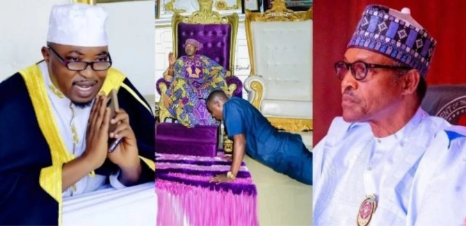 Yoruba Nation: Forgive Sunday Igboho – Oluwo begs Buhari