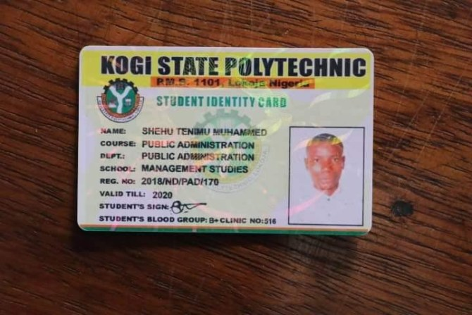 Kogi Poly student jailed for 8 years for illegal possession of firearms