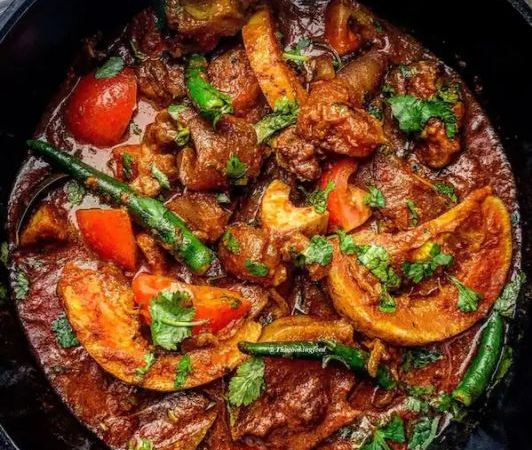 Step-by-step recipe on how to make the best beef curry at home