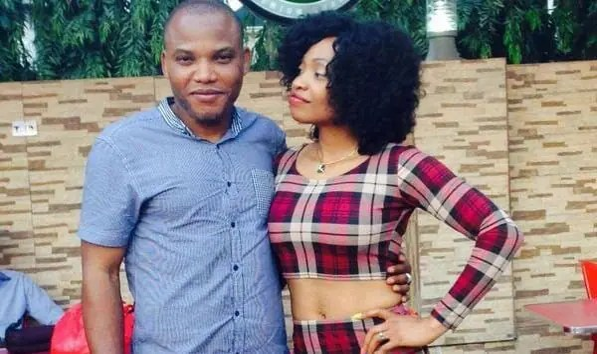 Nnamdi Kanu's wife writes UK govt, demands assistance for husband