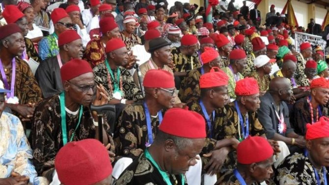Allow Igbo presidency in 2023 to end secession agitation – Ohanaeze faction tells FG